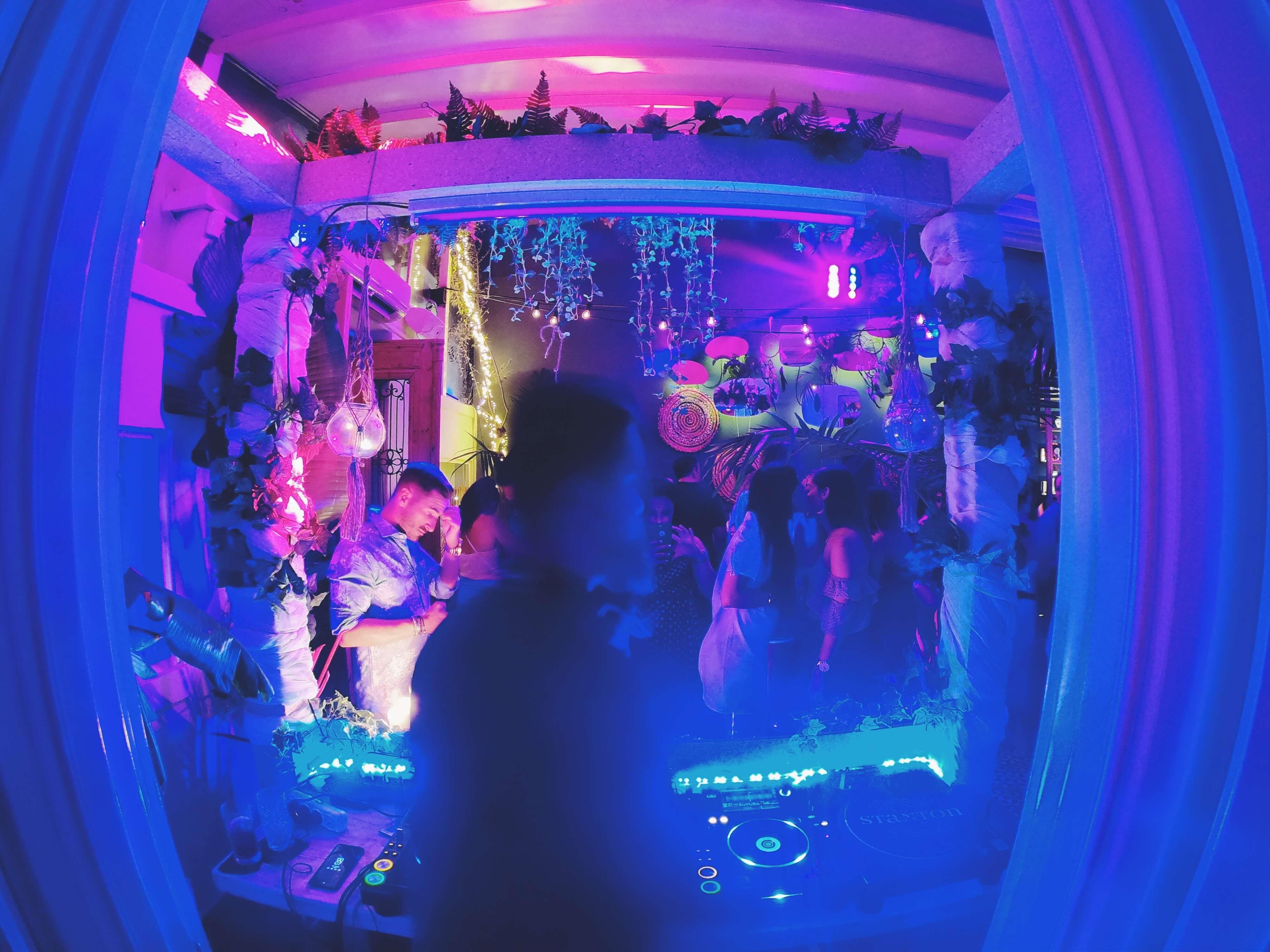 """Namaste"" Party 3"
