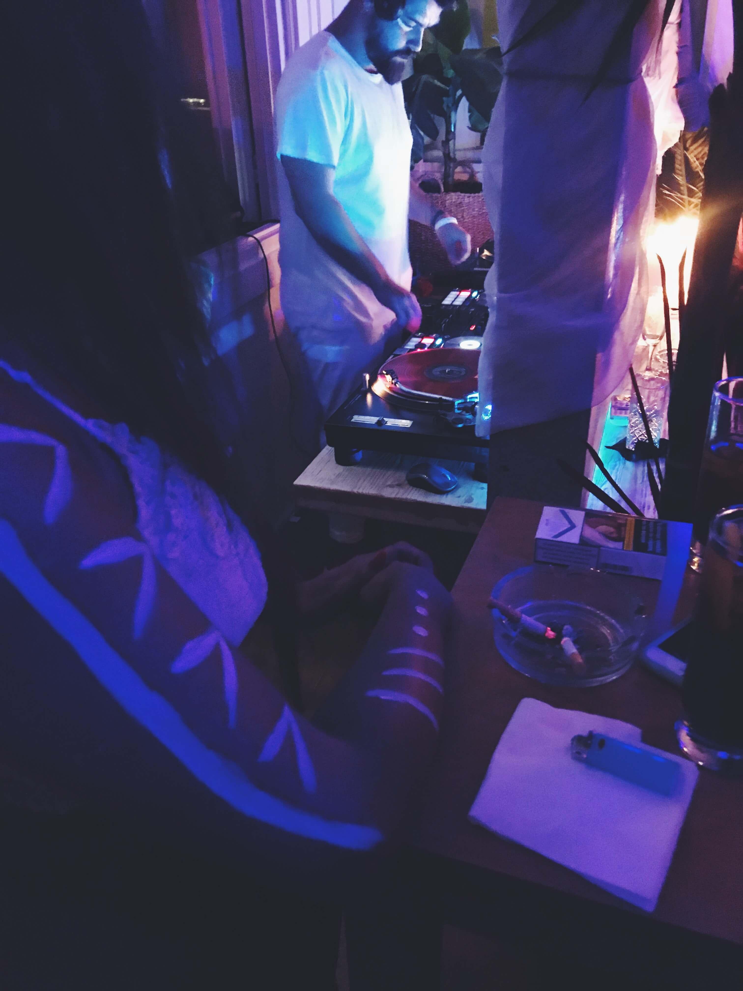 """Namaste"" Party 6"